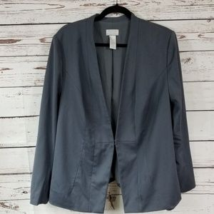 Lane Bryant Collection Blazer with Clasp Size 24
